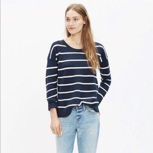 Madewell Stripe Sweater